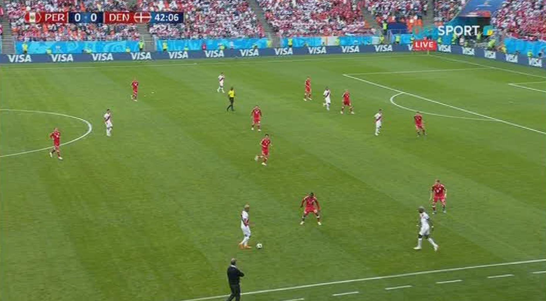 FIFA-2018. Дания құрамасы плей-офф кезеңінен үмітті