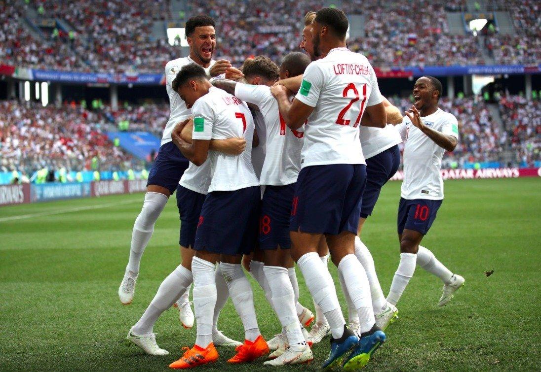 FIFA – 2018.  Англия құрамасы 1/8 финалға жолдама алды