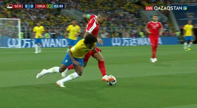 FIFA-2018. Бразилия құрамасы плей-оффқа жолдама алды