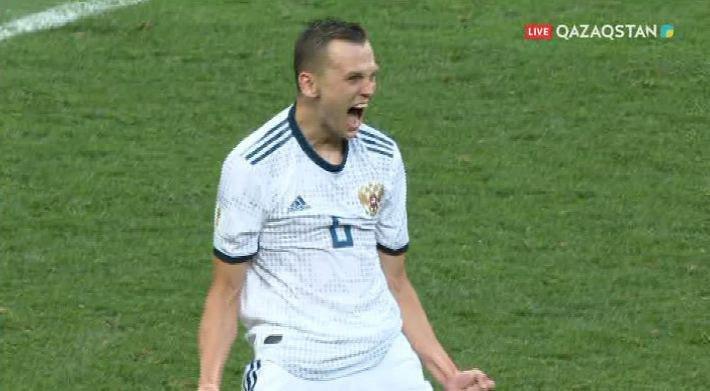 Ресей FIFA-2018 Әлем біріншілігінің ширек финалына жолдама алды