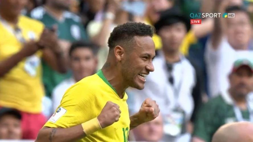 FIFA – 2018.  Бразилия ширек финалға жолдама алды