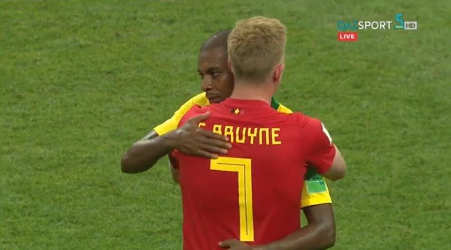 FIFA – 2018.  Бельгия жартылай финалға жолдама алды