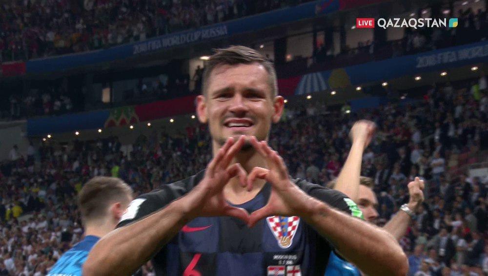 FIFA – 2018.  Хорватия құрамасы финалға жолдама алды