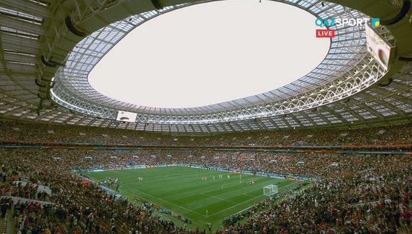 Сборная России победила команду Саудовской Аравии в матче открытия ЧМ-2018