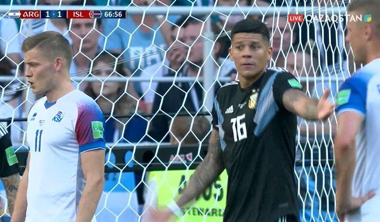 Аргентина не смогла обыграть Исландию