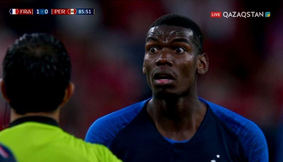 Таким образом сборная Франции вслед за Россией и Уругваем вышла в 1/8 финала.