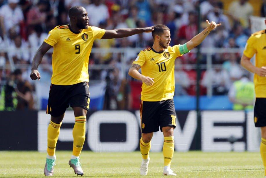 Бельгия разгромила Тунис на чемпионате мира