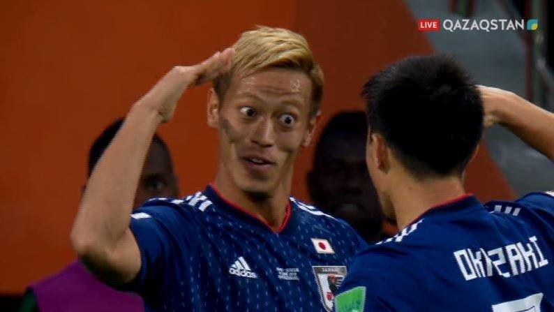 Япония и Сенегал сыграли вничью на чемпионате мира