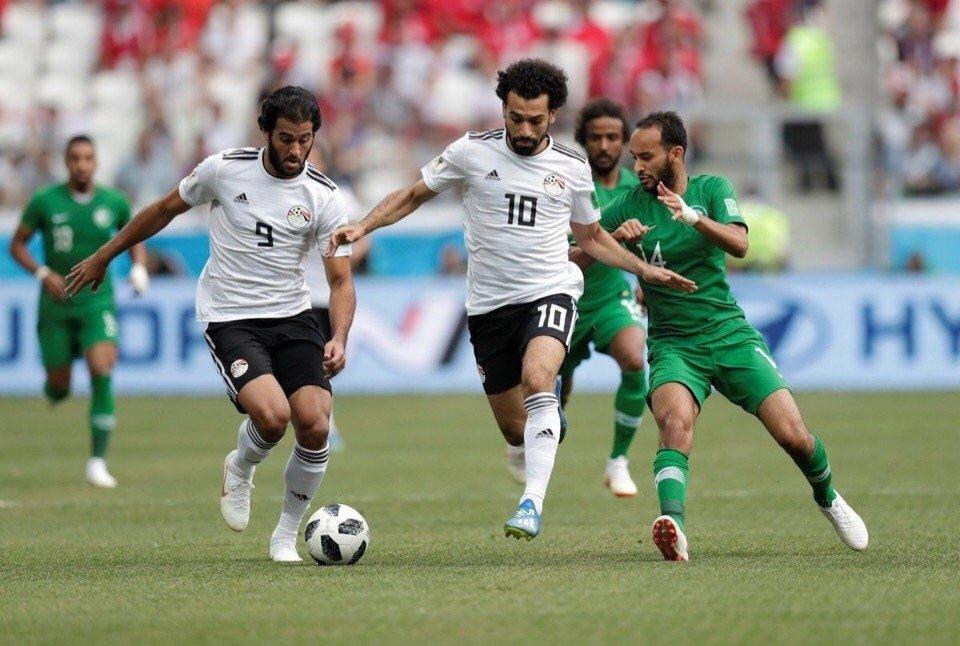 Египет проиграла Саудовской Аравии