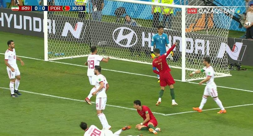 Португалия не смогла обыграть Иран – 1:1