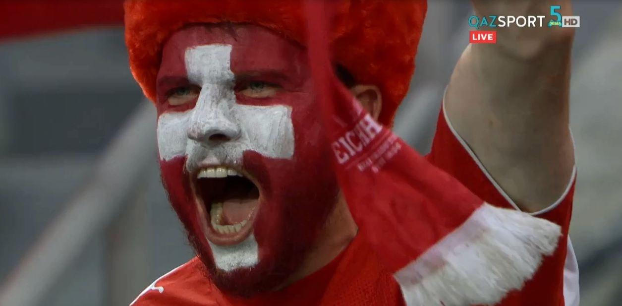 Швейцария сыграла вничью с Коста-Рикой и вышла в 1/8 финала ЧМ-2018