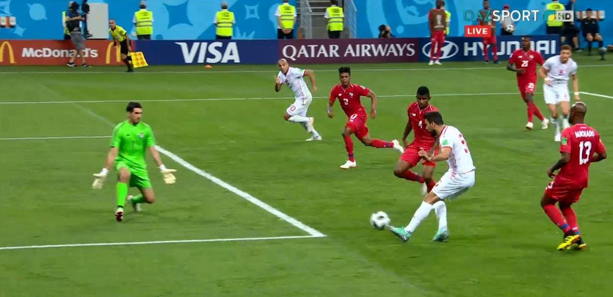 Тунис добыл утешительную победу в матче с Панамой
