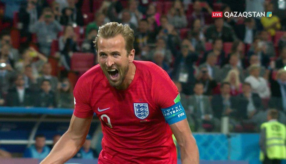 Англия выиграла у Колумбии  и вышла в четвертьфинал ЧМ
