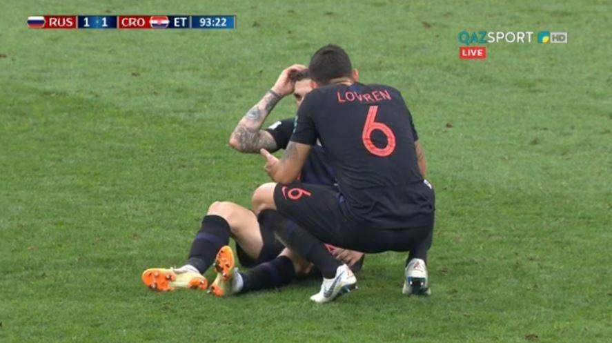 Хорватия обыграла Россию по пенальти и вышла в полуфинал