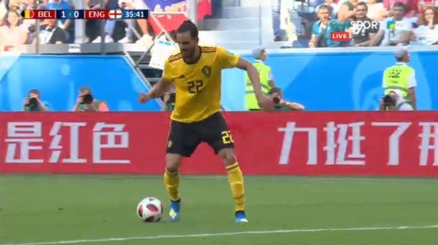 Бельгия обыграла Англию в матче за бронзовые медали ЧМ-2018